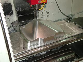 Pattern / Mold Making - LeTourneau Plastics, Inc